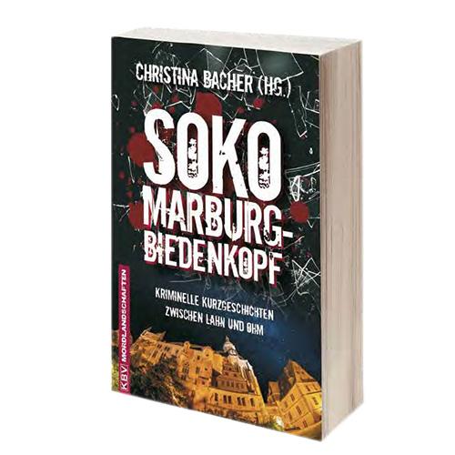 """Buch """"SOKO Marburg-Biedenkopf"""" zur Lesung bei S. Baltzer Moden"""