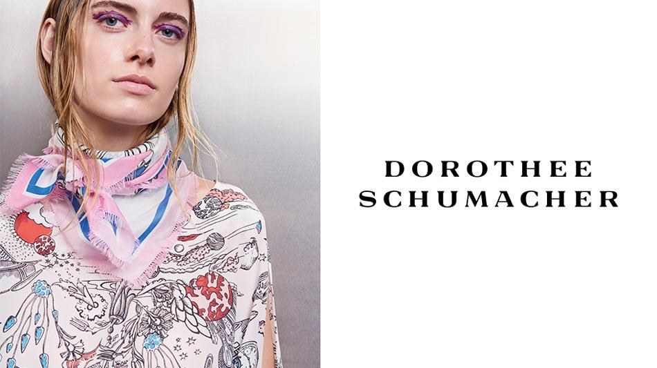 Dorothee Schumacher - neu bei Baltzer Moden Marburg