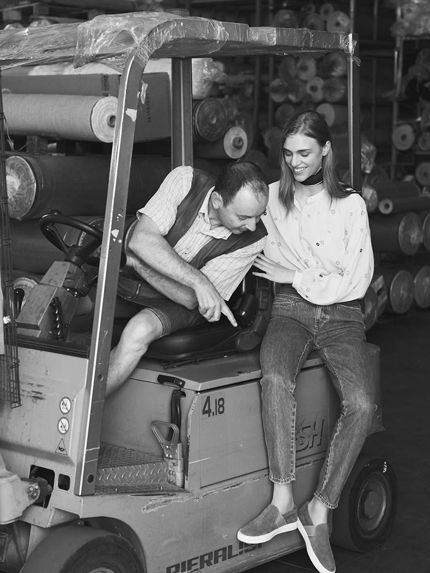 Closed Jeans - bei Baltzer Moden Marburg