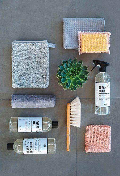 kaëll natürliche Wasch- und Reinigungsmittel bei Baltzer Moden Marburg