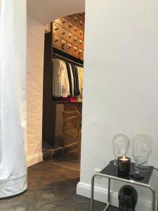 Baltzer Moden, Interior